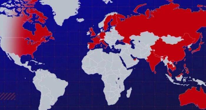 Статистика коронавируса на 29 марта 2020 в России и в мире